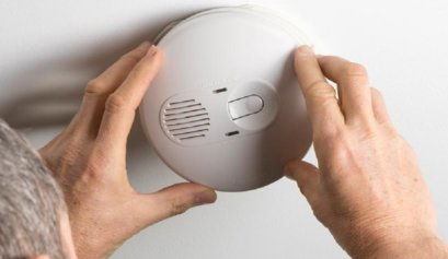 Carbon Monoxide Testing Alarms In House